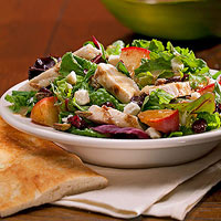 Autumn Apple Chicken Salad