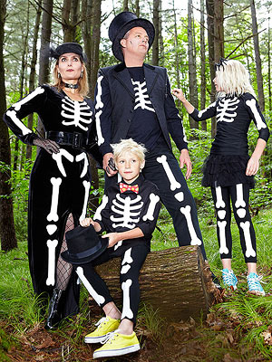 Skeleton Soiree