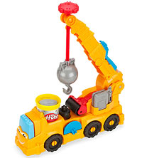 Play-Doh Diggin? Rigs Buster the Power Crane
