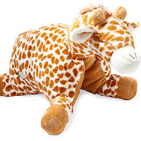 Cloud B giraffe pillow