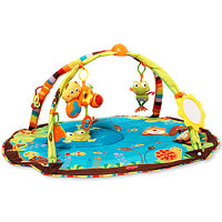 Natural animals activity gym