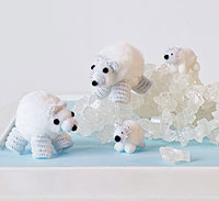 Pom-pom bears