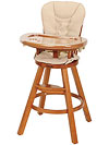 Graco Classic Wood High Chairs photo