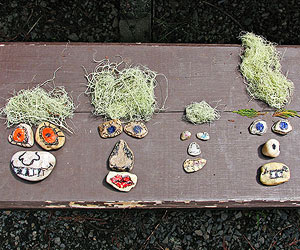 A Nature Craft That Rocks