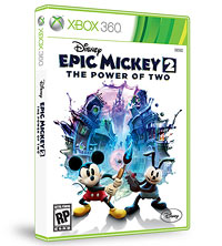 Disney Epic Mickey 2 / Epic Mickey Power of Illusion