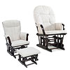 LaJobi Avalon Glider Rockers and CNS/Katelyn Nursery Solution Glider Rockers photo