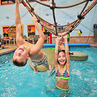 We Tried It: Indoor Water Parks