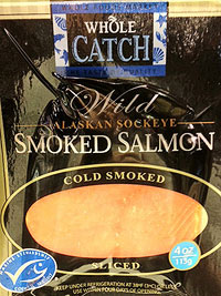 Whole Foods Alaskan salmon recall