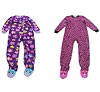 Target Girls Circo Fleece Blanket Sleepers photo
