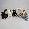 Purr-Fection Beamerzzz Stuffed Animals with LED Flashlight photo