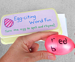 Egg-cellent Reading Game