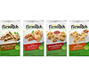 Farm Rich Mini Quesadillas, Farm Rich Mini Pizza Slices, Farm Rich Philly Cheese Steaks, Farm Rich Mozzarella Bites, and Market Day Mozzarella Bites photo