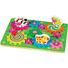 Small World Toys Spin-A-Mals Farm and Safari Puzzles photo