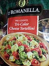 Smart & Final La Romanella Tri-Color Cheese Tortellini photo