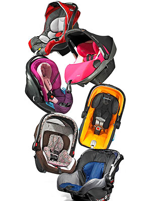 Best Car Seats for Babies and Toddlers