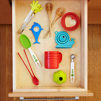 kitchen drawer