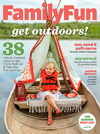 FamilyFun June July 2013 cover