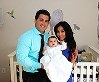 Nicole Snooki Polizzi from Jersey Shore