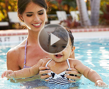 How to Introduce Your Baby to the Water