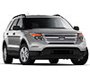 2013 Ford Explorer, Taurus and Lincoln MKS Vehicles photo