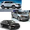 Ford 2013 Explorer, Taurus, and Lincoln MKS photo