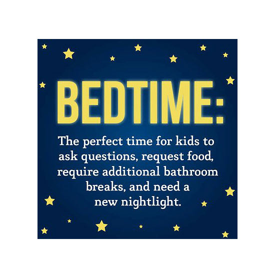 Bedtime Funny Quotes: Funniest Parenthood Memes