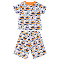 Short Sleeve All Over Shark PJs recall
