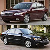 Hyundai Sonata and Azera Sedans photo