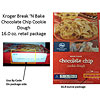 Kroger Break 'n Bake Chocolate Chip Cookie Dough photo
