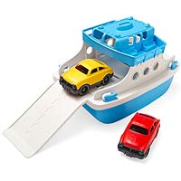 Green Toys Ferryboat