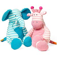 GiggleBaby Jungle Plush Animals