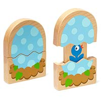 Melissa & Doug Slide & Seek Egg