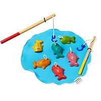 Plan Toys Gone Fishing