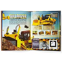 PopAR Construction Machines 3D Book