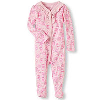 Childrens Place footed pajama recall