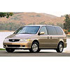 Honda Odyssey Minivans and Acura MDX S.U.V.'s photo