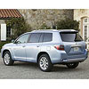 Toyota Highlander Hybrid and Lexus RX 400h Vehicles photo