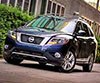 Nissan Pathfinder and Infiniti SUVs photo