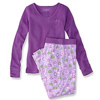 November 13 Recall LLBean Childrens Pajamas