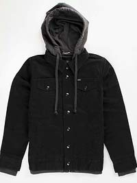 Vans hooded jacket recall