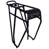 Burley Designs Black Tailwind Rack photo