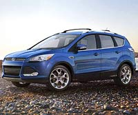 2013 Ford Escape recall image