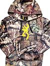 Browning Youth Buckmark Junior Hoodie Sweatshirts photo