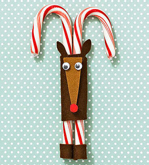 Peppermint Reindeer