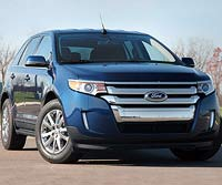 2012 Ford Edge Ecoboost Recall