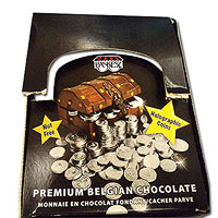 Chocolate Coins Recall Image