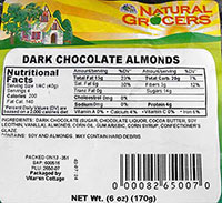 Natural Grocers Food Recall
