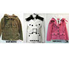 Girls' Sugarfly Hooded Jackets photo