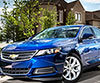 2014 General Motors Sedans and Crossovers photo