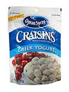 Ocean Spray Greek Yogurt-Covered Craisins Dried Cranberries photo